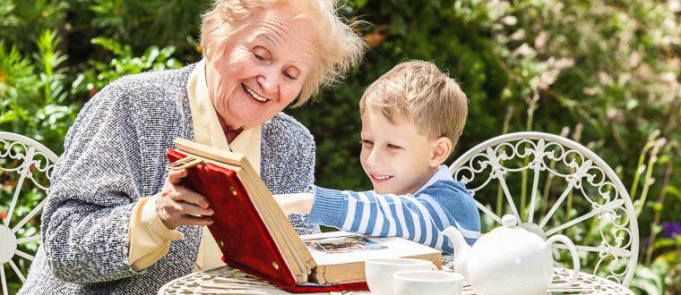 Թոռնիկի շարադրությունը իր տատիկի մասին․կարդացեք տատիկներ ջան