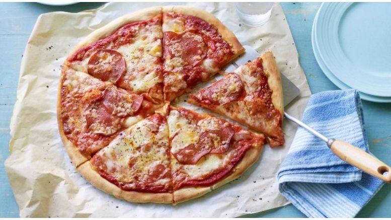 Շատ համեղ է ստացվում անպայման փորձեք. Բարակ իտալական պիցցա