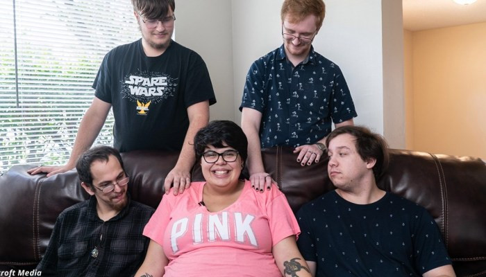 Կինը 4 ամուսին ունի և հղի է նրանցից մեկից