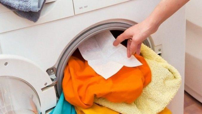 Ինչի համար է հարկավոր լվացքի ժամանակ թաց անձեռոցիկ դնել լվացքի մեքենայի մեջ․ Շատ տնային տնտեսուհիներ օգտվում են այս խորամանկությունից