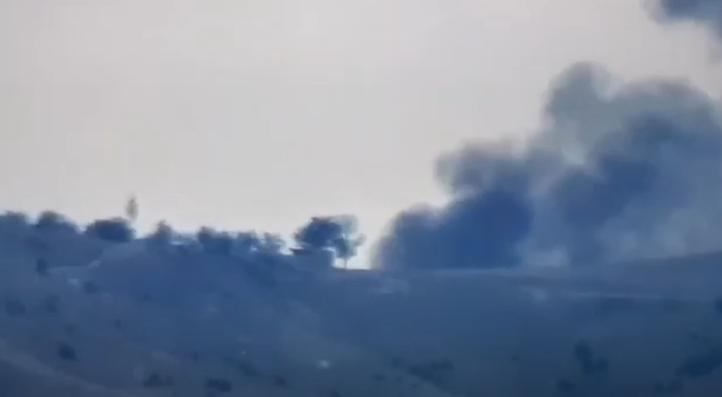 ՏԵՍԱՆՅՈՒԹ․ Հայկական ստորաբաժանումները խոցել են հակառակորդի տանկն ու կրակային դիրքերը