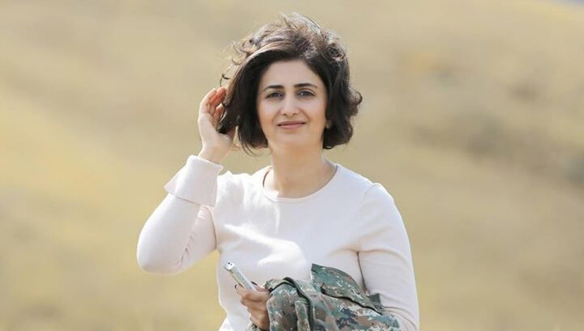 Ադրբեջանական զինուժի զինծառայող է գերեվարվել, Շուշան Ստեփանյան
