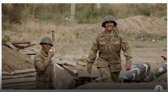 ՏԵՍԱՆՅՈՒԹ։Զինակիցը պшտմում է, թե ինչպես է զпհվել հայտնի լուսшնկարի հերոս Ալբերտ Հովհաննիսյանը